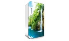 Samolepicí fototapeta na lednici Waterfall, Vodopád