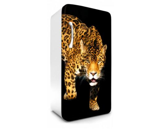 Samolepicí fototapeta na lednici Panther, Panter