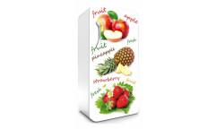Samolepicí fototapeta na lednici Fruit mix, Ovocný mix