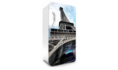 Samolepicí fototapeta na lednici Eiffel, Eiffelova věž
