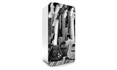 Samolepicí fototapeta na lednici Guitar, Kytara