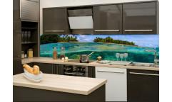 Samolepicí fototapeta k lince Coral Reef, Korálový útes