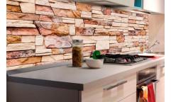 Samolepicí fototapeta k lince Stone wall, Kamenná zeď