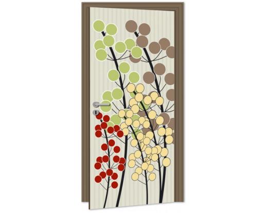 Samolepicí fototapeta na dveře Plant DL038 Rostliny
