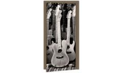 Samolepicí fototapeta na dveře Guitar DL051 Kytara