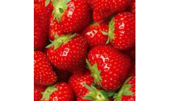 Samolepicí fototapeta na podlahu Strawberry, Jahody