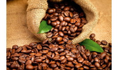 Samolepicí fototapeta na podlahu Coffee Beans, Kávová zrna