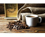 Samolepicí fototapeta na podlahu Cup of coffee, Šálek kávy