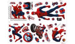 Samolepka Spiderman D40268