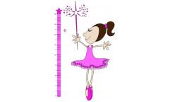 Samolepka Measuring tape: Fairy 74100 Metr víla