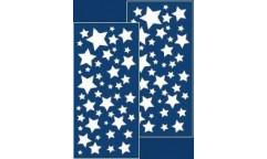 Svítící samolepka Hvězdy 77223