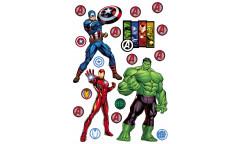 Samolepka Avengers DKM 1740