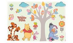 Samolepka Winnie The Pooh Nature Lovers 14014 Medvídek Pú