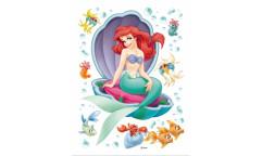 Samolepka Ariel, Malá mořská víla DK 864, DK 1755