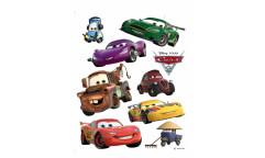Samolepka Cars, Auta DK 887, DK 1752