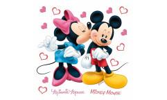 Samolepka Mickey Mouse DKs 1085