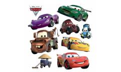 Samolepka  Cars, Auta DKs 1089