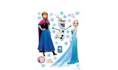 Samolepka DKs 1095 Frozen - Ledové království