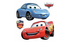 Samolepka Cars, Auta DKs 1088
