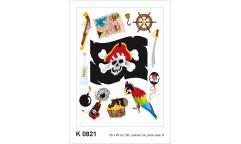 Samolepka Piráti K 821