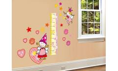 Samolepka Fairy meter, Metr s vílami ST2 002