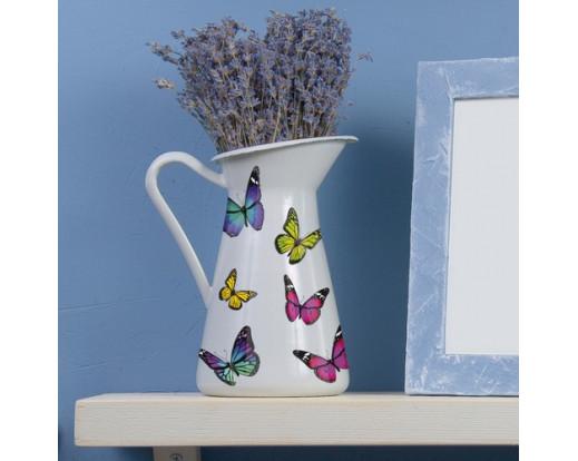 Samolepka Colourful Butterflies 59602 Motýlci