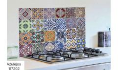 Samolepka do kuchyně Azulejos 67202 Kachličky