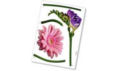 Samolepka Fiore 18887 Květina