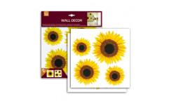 Samolepka Sunflowers 54106 Slunečnice