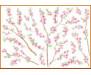 Samolepka Peach Branch 57101 Větev