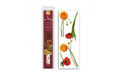 Samolepky Wild Flowers 58398 Pryskyřníky