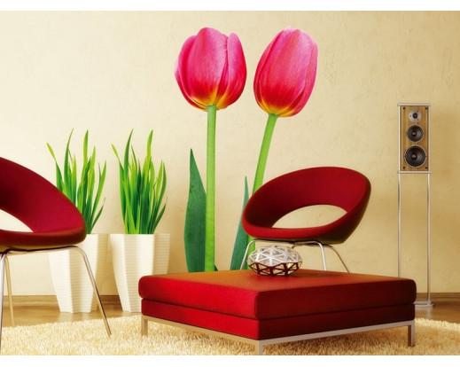 Samolepka Tulips, Tulipány ST2 018