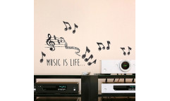Samolepka Music 59160 Hudba