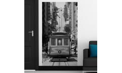 Samolepicí malířské plátno GoBig WallPanel San Francisco