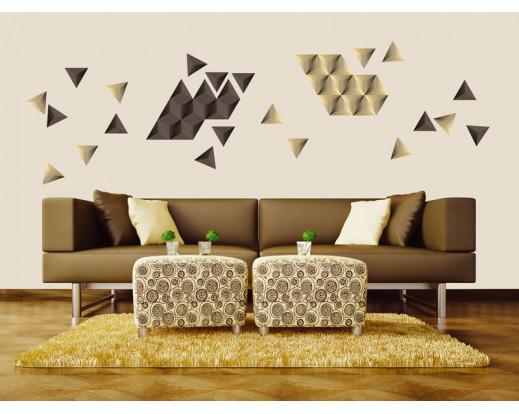 Samolepka Triangles, Trojúhelníky ST1 023