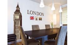 Samolepka London, Londýn ST2 022