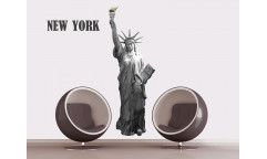 Samolepka New York ST2 023
