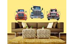 Samolepka Trucks, Kamion ST2 029