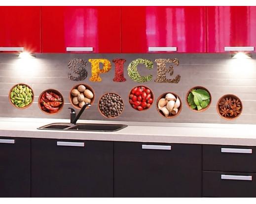 Samolepka Spice, Koření ST1 018