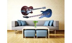 Samolepka Guitars, Kytara ST2 004