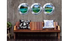 Samolepka Porthole, Lodní okno ST2 013