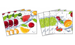 Samolepky na kachličky Fruits TI 003 Ovoce