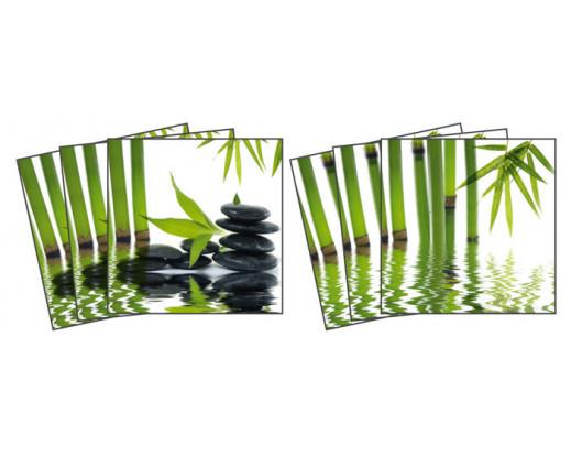 Samolepky na kachličky Zen TI 012 Zen