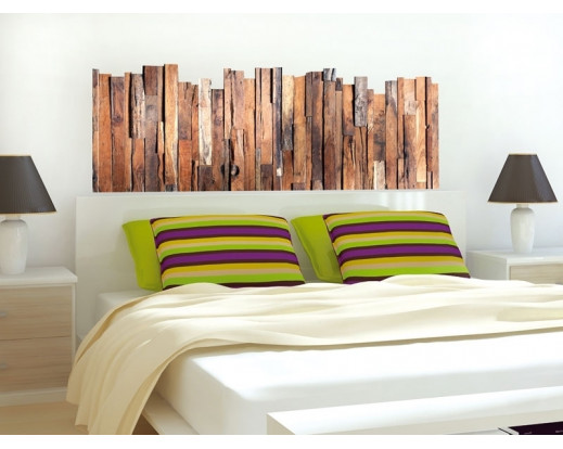 Samolepka Wood ST2 015 Dřevo