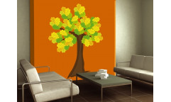 Samolepka Oak tree ST2 019 Strom