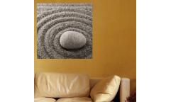 Samolepicí malířské plátno GoBig WallPanel Zen Circles