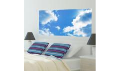 Samolepicí malířské plátno GoBig WallPanel Sky - Obloha