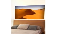 Samolepicí malířské plátno GoBig WallPanel Dune - Poušť