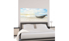 Samolepicí malířské plátno GoBig WallPanel Sea Dream