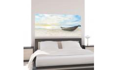 Samolepicí malířské plátno GoBig WallPanel Sea Dream